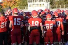 CIAC Football; Wolcott vs. Woodland - Pregame - Photo # (173)