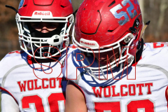 Gallery CIAC Football; Holy Cross vs. Wolcott - Photo # 1023
