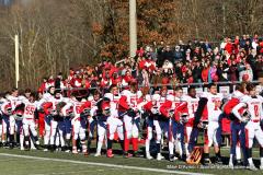 Gallery CIAC Football; Holy Cross vs. Wolcott - Photo # 1105
