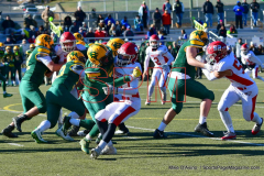 Gallery CIAC Football; Holy Cross vs. Wolcott - Photo # 1145