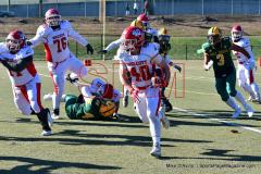 Gallery CIAC Football; Holy Cross vs. Wolcott - Photo # 1210