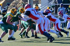 Gallery CIAC Football; Holy Cross vs. Wolcott - Photo # 1274