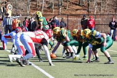 Gallery CIAC Football; Holy Cross vs. Wolcott - Photo # 1338