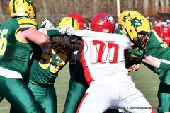 Gallery CIAC Football; Holy Cross vs. Wolcott - Photo # 1635