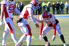 Gallery CIAC Football; Holy Cross vs. Wolcott - Photo # 1931
