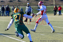 Gallery CIAC Football; Holy Cross vs. Wolcott - Photo # 2025