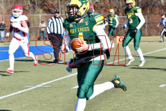 Gallery CIAC Football; Holy Cross vs. Wolcott - Photo # 2081