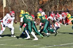 Gallery CIAC Football; Holy Cross vs. Wolcott - Photo # 2120