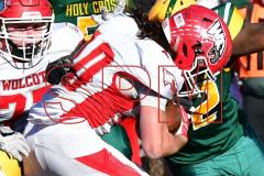 Gallery CIAC Football; Holy Cross vs. Wolcott - Photo # 2141