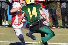 Gallery CIAC Football; Holy Cross vs. Wolcott - Photo # 2198