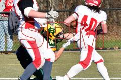 Gallery CIAC Football; Holy Cross vs. Wolcott - Photo # 2201