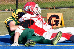 Gallery CIAC Football; Holy Cross vs. Wolcott - Photo # 2204