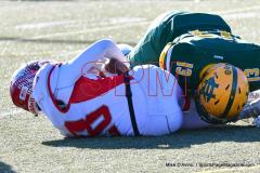 Gallery CIAC Football; Holy Cross vs. Wolcott - Photo # 2484
