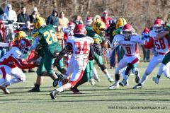 Gallery CIAC Football; Holy Cross vs. Wolcott - Photo # 2571