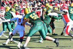 Gallery CIAC Football; Holy Cross vs. Wolcott - Photo # 2603