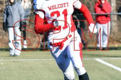 Gallery CIAC Football; Holy Cross vs. Wolcott - Photo # 2655