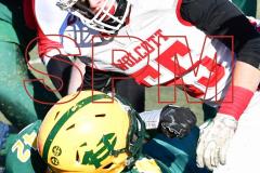 Gallery CIAC Football; Holy Cross vs. Wolcott - Photo # 2669