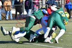 Gallery CIAC Football; Holy Cross vs. Wolcott - Photo # 2688