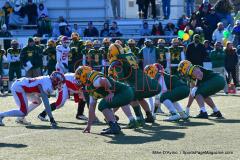 Gallery CIAC Football; Holy Cross vs. Wolcott - Photo # 2798