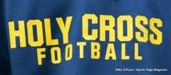 CIAC Football Holy Cross 28 vs. Wolcott 47 - Part 1 - Photo # (4)