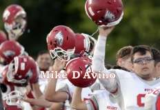 CIAC Football Kennedy 0 vs. Wolcott 54- Photo # (112)