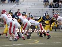 CIAC Football Kennedy 0 vs. Wolcott 54- Photo # (123)