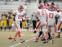 CIAC Football Kennedy 0 vs. Wolcott 54- Photo # (128)