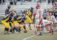 CIAC Football Kennedy 0 vs. Wolcott 54- Photo # (129)