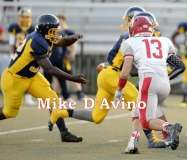 CIAC Football Kennedy 0 vs. Wolcott 54- Photo # (130)