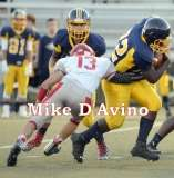 CIAC Football Kennedy 0 vs. Wolcott 54- Photo # (131)