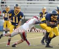 CIAC Football Kennedy 0 vs. Wolcott 54- Photo # (132)
