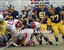 CIAC Football Kennedy 0 vs. Wolcott 54- Photo # (135)