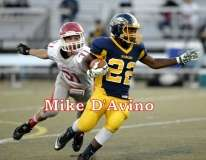 CIAC Football Kennedy 0 vs. Wolcott 54- Photo # (140)