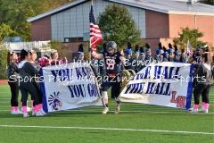 Gallery CIAC Football: Lyman Hall 41 vs. Bassick 6