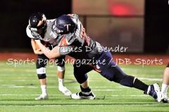 Gallery CIAC Football: Lyman Hall 41 vs. Montville 0