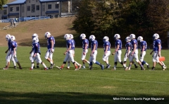 CIAC Football; Nonnewaug 0 vs. Valley Regional - Old Lyme 48 Photo # (10)