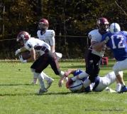 CIAC Football; Nonnewaug 0 vs. Valley Regional - Old Lyme 48 Photo # (116)