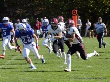 CIAC Football; Nonnewaug 0 vs. Valley Regional - Old Lyme 48 Photo # (119)