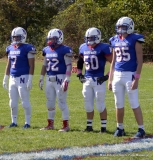 CIAC Football; Nonnewaug 0 vs. Valley Regional - Old Lyme 48 Photo # (12)