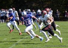CIAC Football; Nonnewaug 0 vs. Valley Regional - Old Lyme 48 Photo # (120)