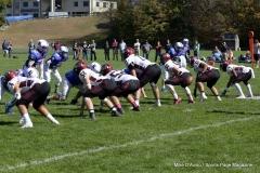 CIAC Football; Nonnewaug 0 vs. Valley Regional - Old Lyme 48 Photo # (123)