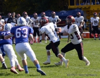 CIAC Football; Nonnewaug 0 vs. Valley Regional - Old Lyme 48 Photo # (131)