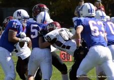 CIAC Football; Nonnewaug 0 vs. Valley Regional - Old Lyme 48 Photo # (132)