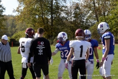 CIAC Football; Nonnewaug 0 vs. Valley Regional - Old Lyme 48 Photo # (14)