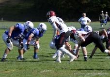 CIAC Football; Nonnewaug 0 vs. Valley Regional - Old Lyme 48 Photo # (141)