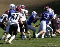 CIAC Football; Nonnewaug 0 vs. Valley Regional - Old Lyme 48 Photo # (154)