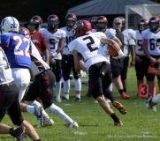 CIAC Football; Nonnewaug 0 vs. Valley Regional - Old Lyme 48 Photo # (163)
