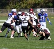 CIAC Football; Nonnewaug 0 vs. Valley Regional - Old Lyme 48 Photo # (164)
