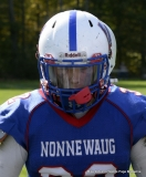 CIAC Football; Nonnewaug 0 vs. Valley Regional - Old Lyme 48 Photo # (18)