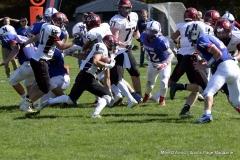 CIAC Football; Nonnewaug 0 vs. Valley Regional - Old Lyme 48 Photo # (203)